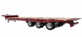 Recovery Trailer Sliding Tilt on Booster Jeep Dollies